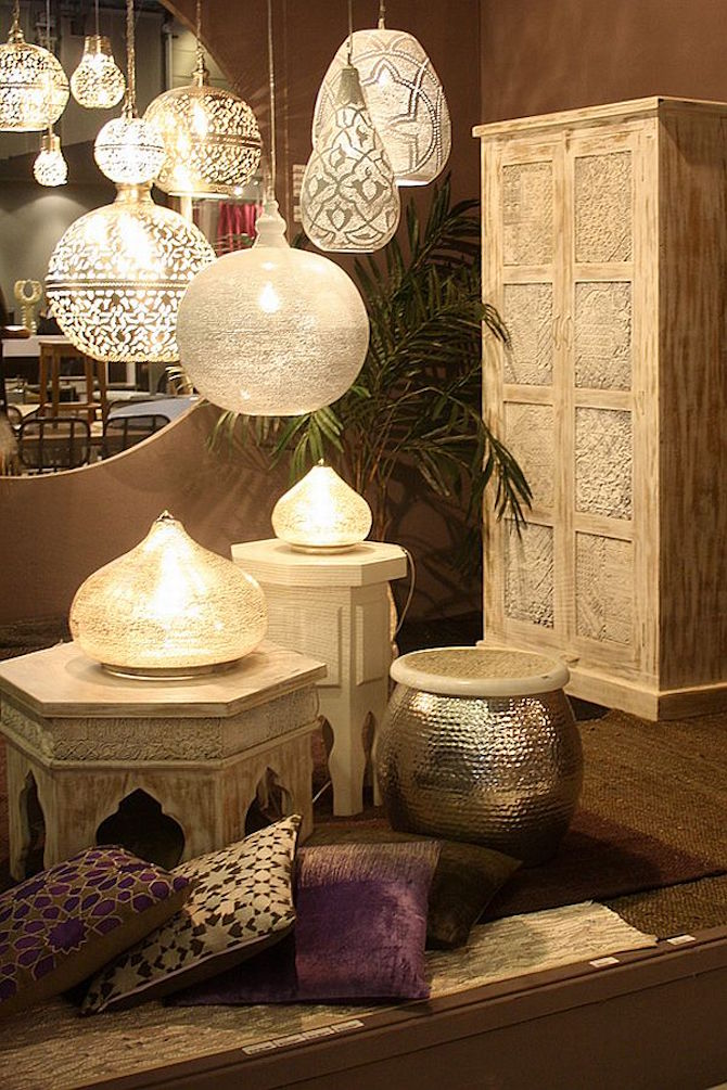 Apartment Decorating Ideas - Lanterns