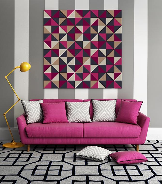 Apartment Decorating Ideas - Clash