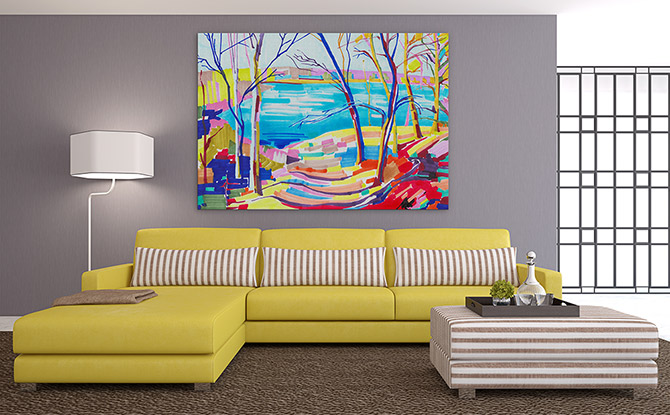 Landscape Painting - Have Fun