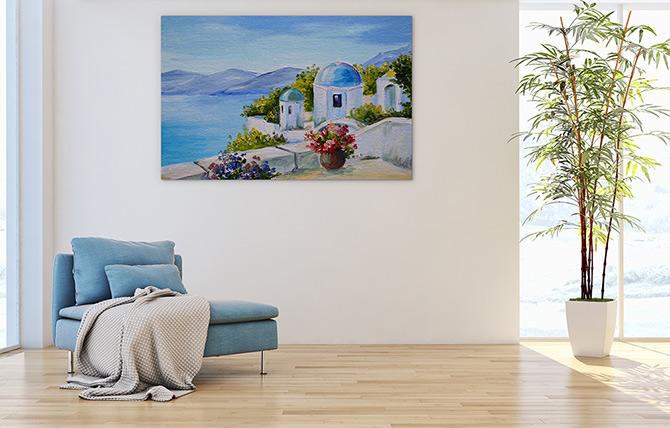 Landscape Painting - Inspire