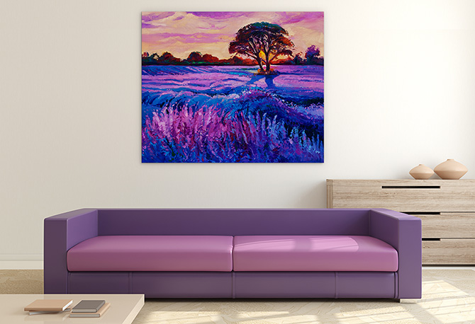 Landscape Painting - Personality