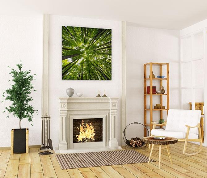 Modern Living Room - Go Scandi