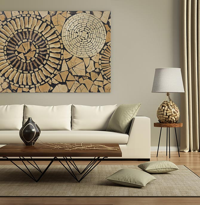 16 Masterful Modern Living Room Ideas Wall Art Prints