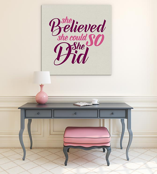 12 Super Cute Quotes To Make Your Day Wall Art Prints