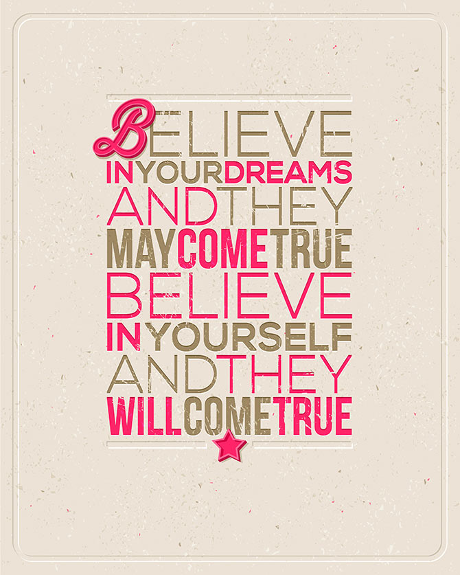 Cute Quotes about believing in yourself