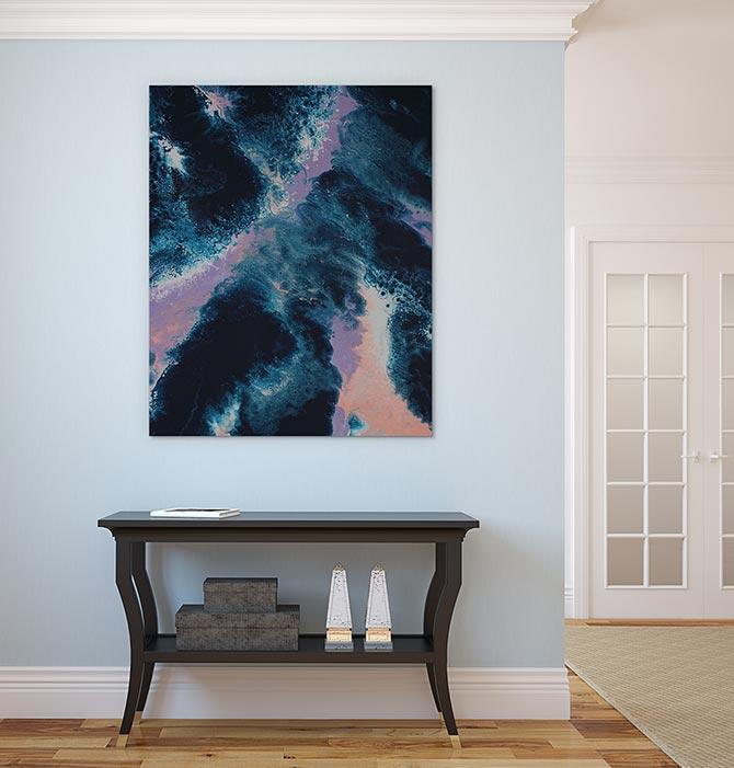 Emma Thomas - Abstract Artist - Universe