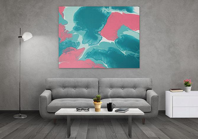 Emma Thomas - Abstract Artist - Watermelon