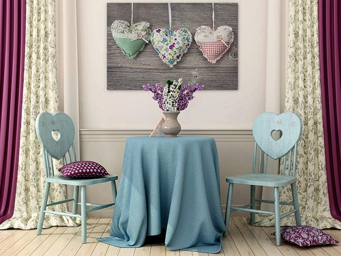 Shabby Chic Country look