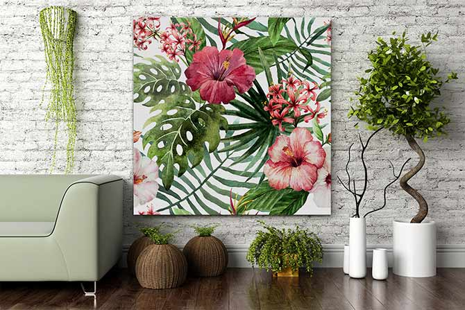 How To Decorate Your House - Plants How To