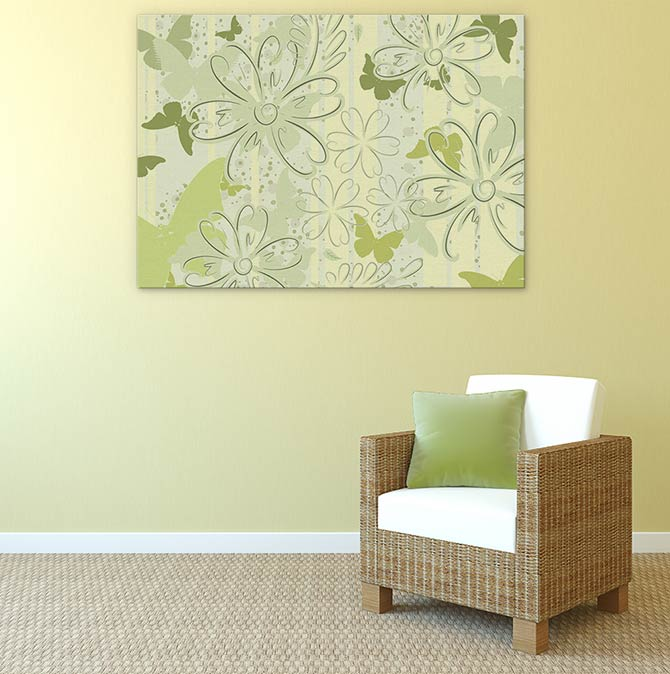 How To Decorate Your House - Raffia