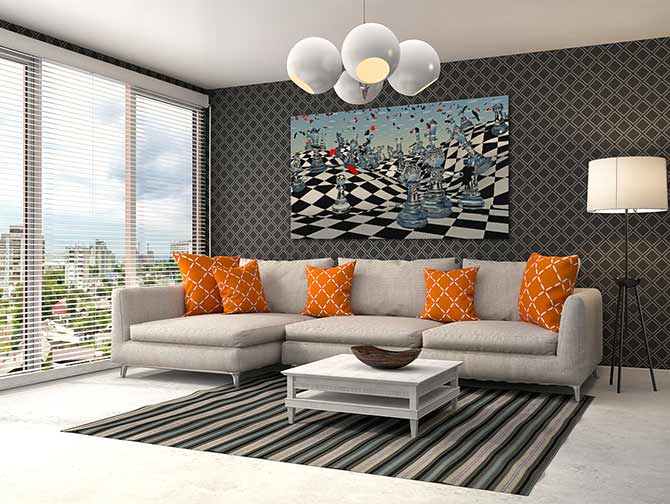 Pleasant How To Decorate Your House Like A Pro Wall Art Prints Home Interior And Landscaping Ologienasavecom
