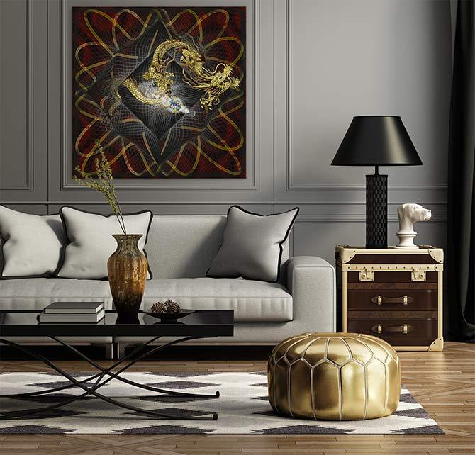 Feng Shui Tips - Gold