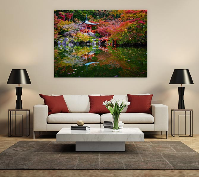 Admirable 15 Harmonious Feng Shui Tips For Beginners Wall Art Prints Download Free Architecture Designs Viewormadebymaigaardcom