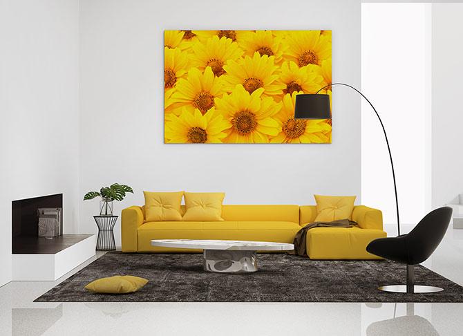 Feng Shui Tips - Yellow