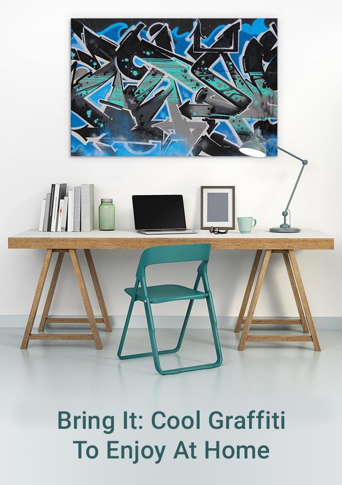 Bring It: Cool Graffiti To Enjoy At Home