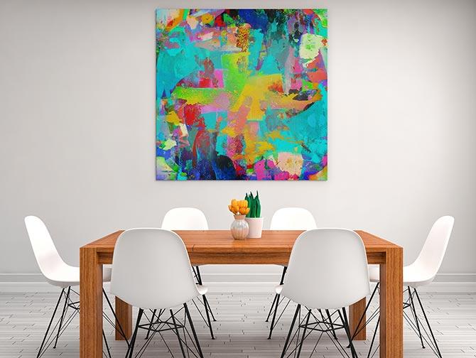 Abstract Art Ideas - Entertainer