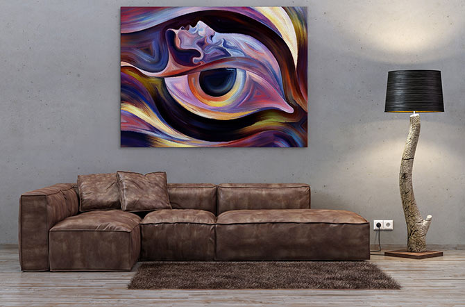 Abstract Art Ideas - Mediator