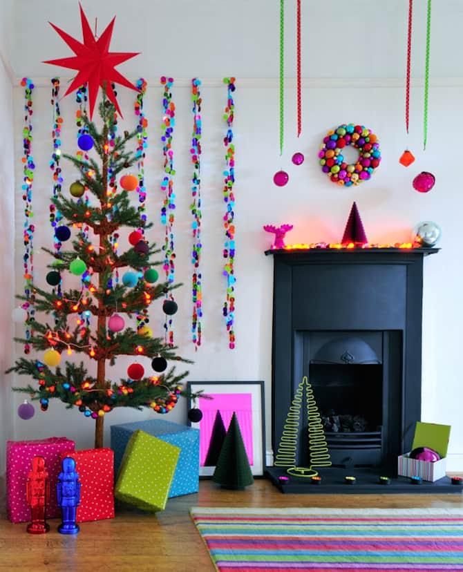 22 Magical Homemade Christmas Decorations