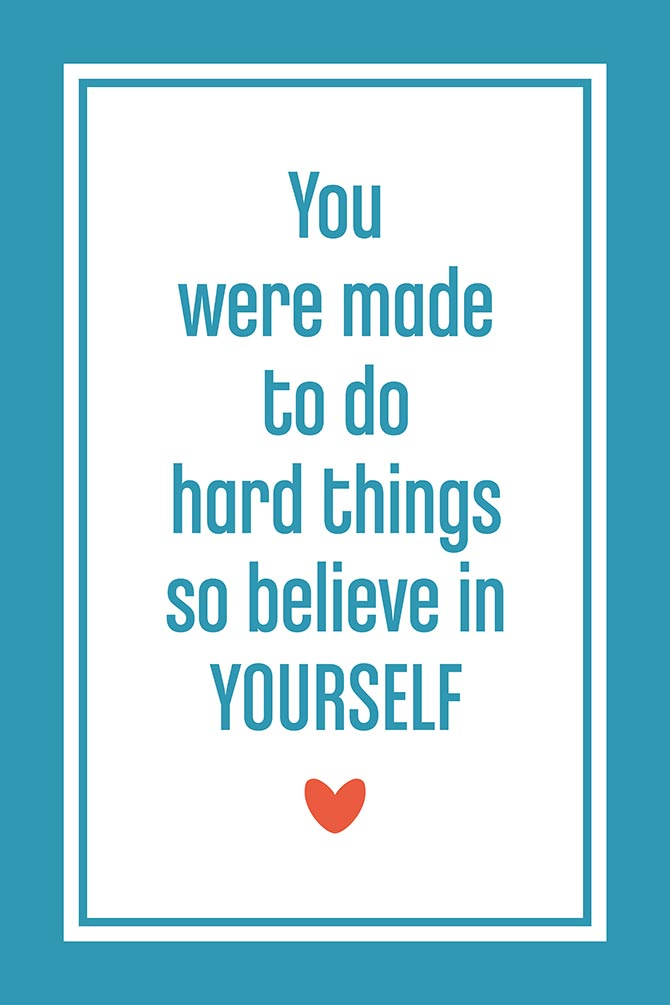 uplifting quotes about believing in yourself