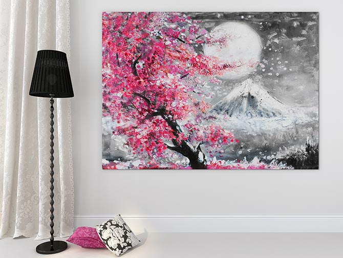 How To Hang Pictures - Living Room