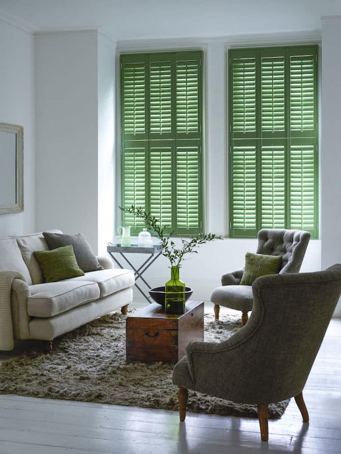 Pantone Colour Of The Year - Shutters