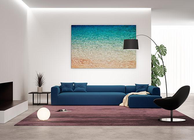 Beach Water Art Ideas