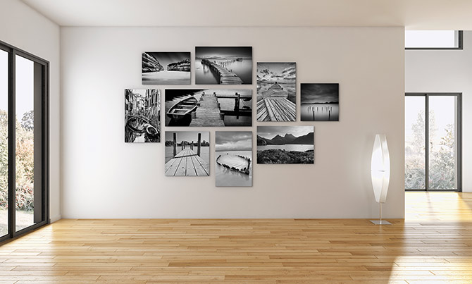 How To Hang Pictures - Skewiff