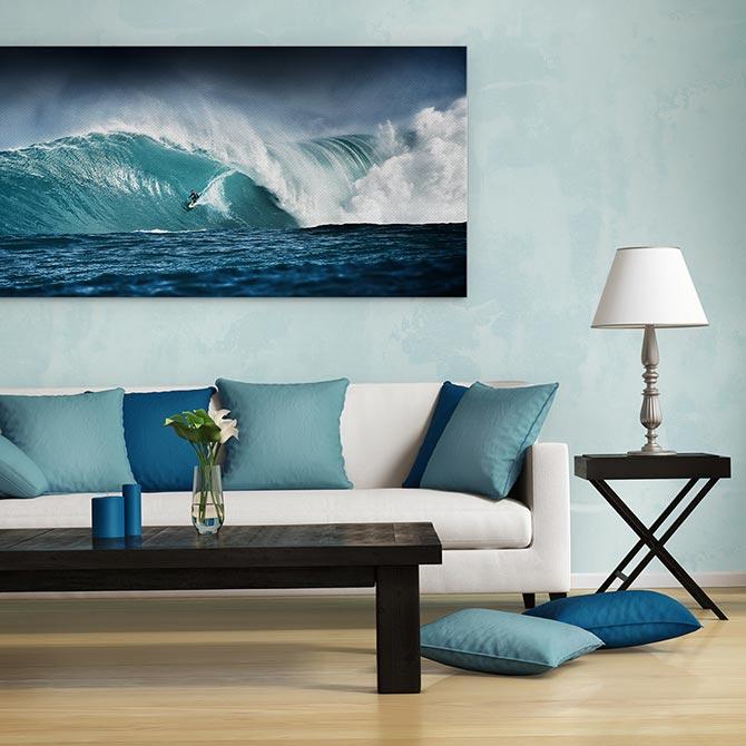 Water Surf Art Ideas