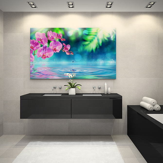Zen Water Art Ideas