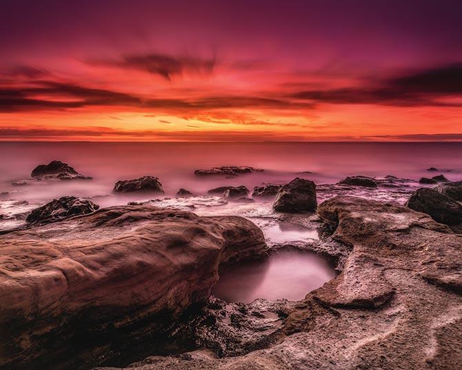 Landscape Photographer Fernando Braga - Sunset