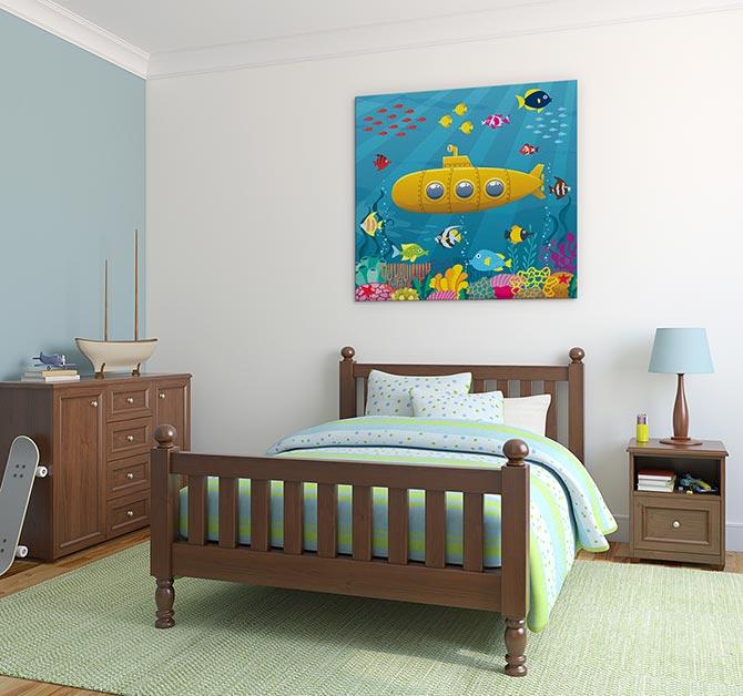 Art Inspiration - Boys Room