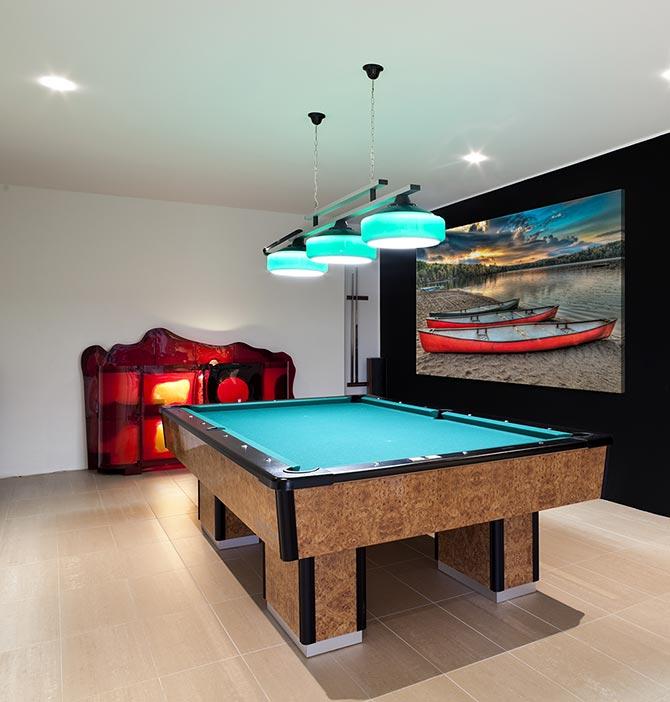 Art Inspiration - Games Room