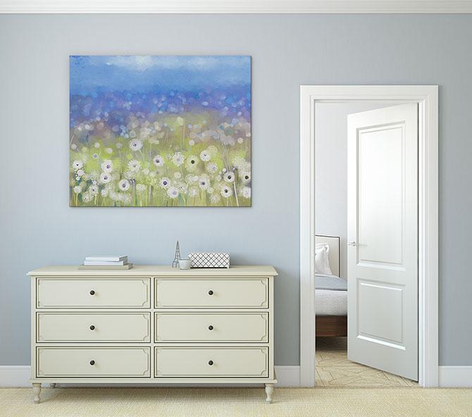 Art Inspiration - Hallway
