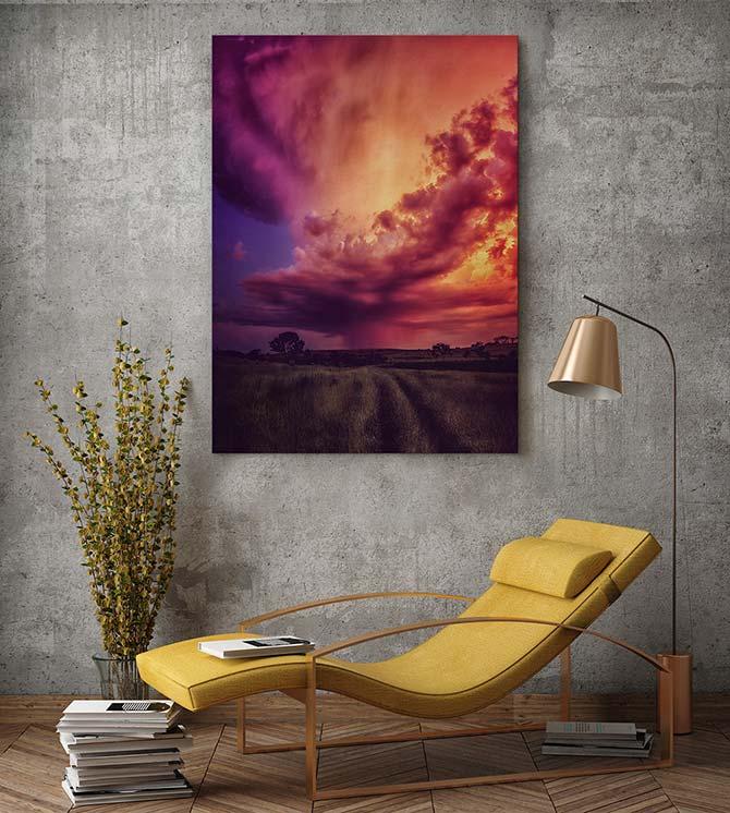 Landscape Photographer Fernando Braga - Storm