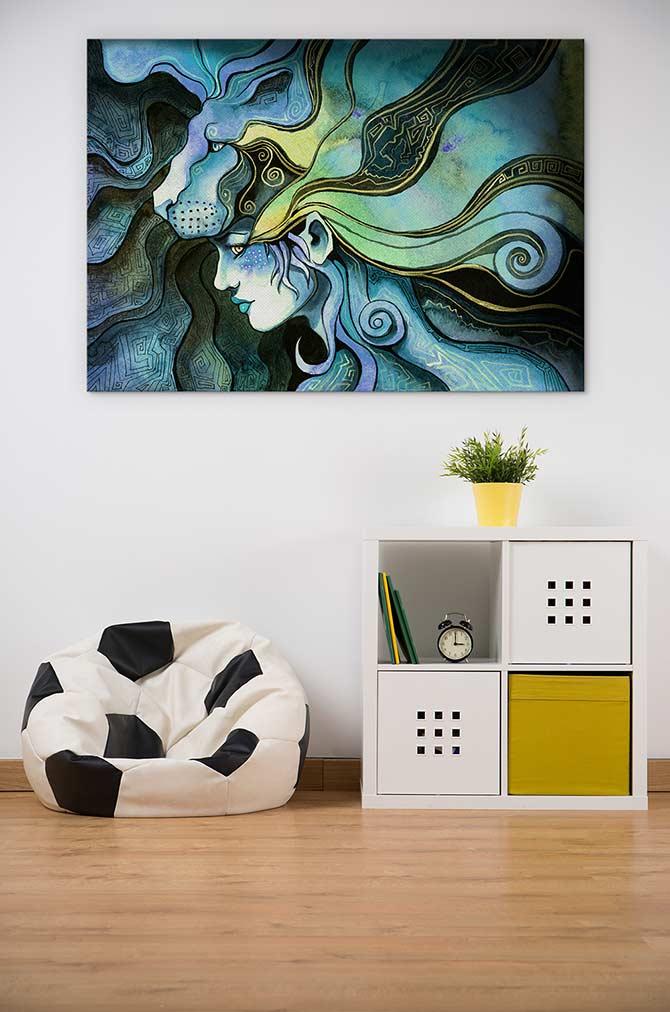 Art Inspiration - Teenager