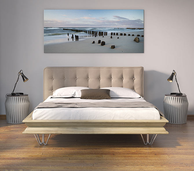 What Is Feng Shui - Bed