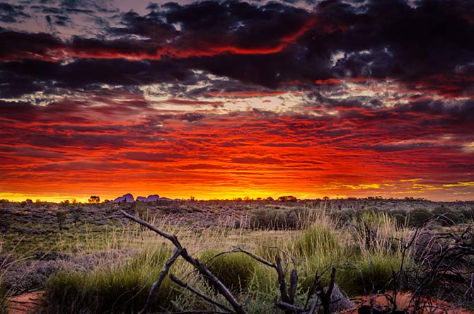 Photographer Christian Seidenberg - Red Centre