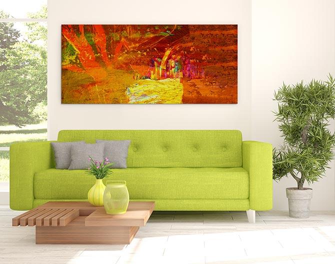 Colour Match - Mango Lime