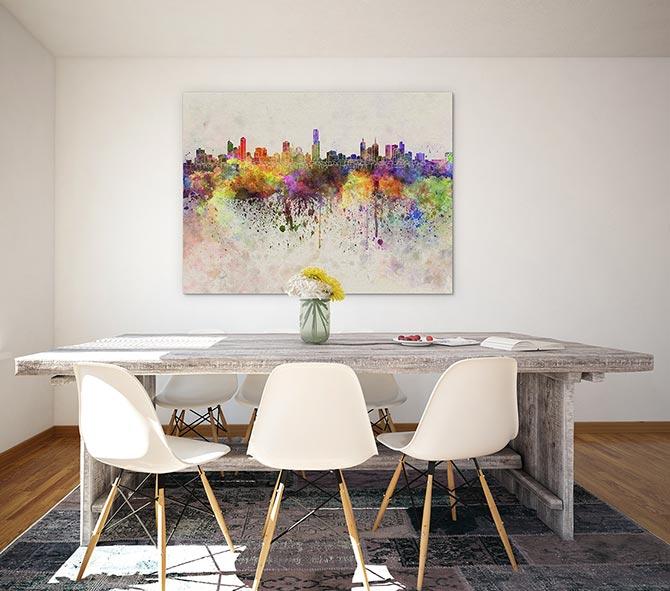 Watercolour Painting Ideas - Melbourne