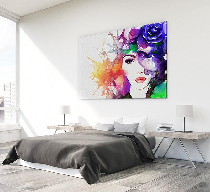 Watercolour Painting Ideas - Vogue