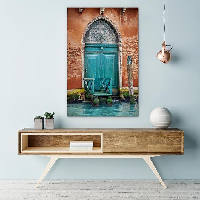 Italian Art - Doorway