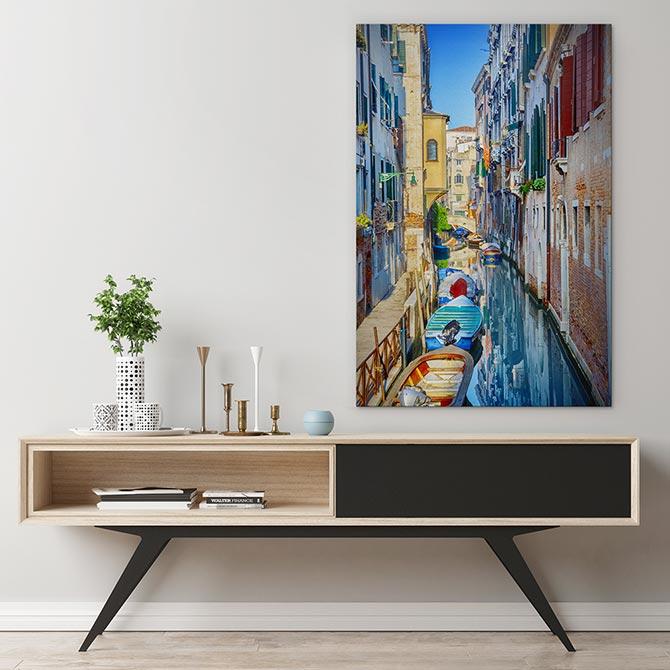 Italian Art - Gondolas