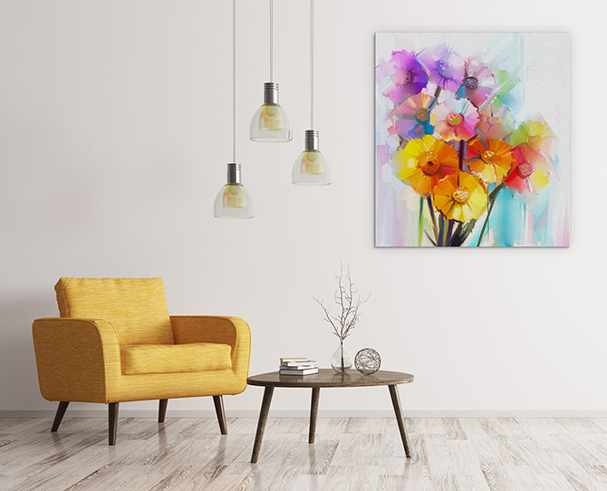 Painting Ideas - Joyful