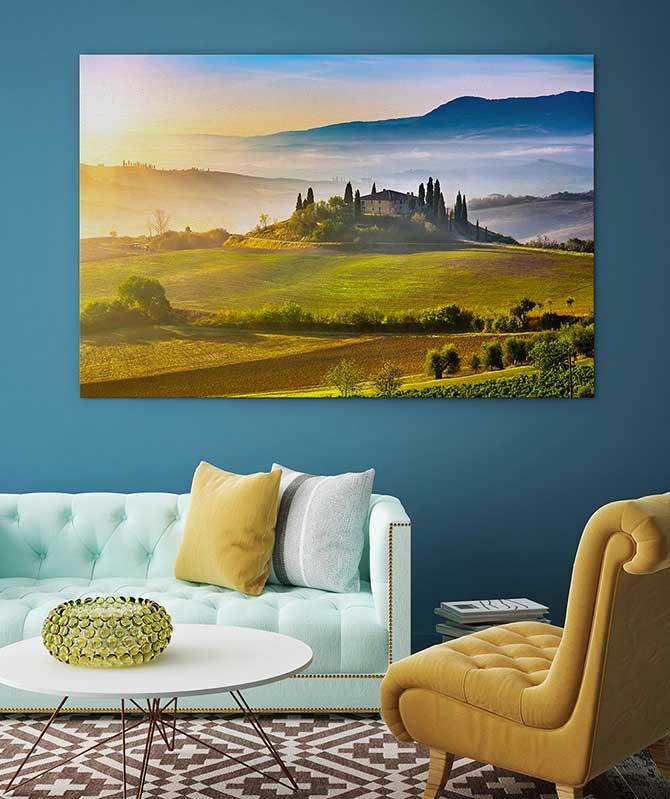 Italian Art - Tuscany