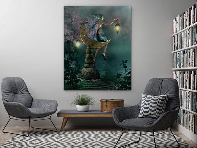 Digital Painting - Fairy