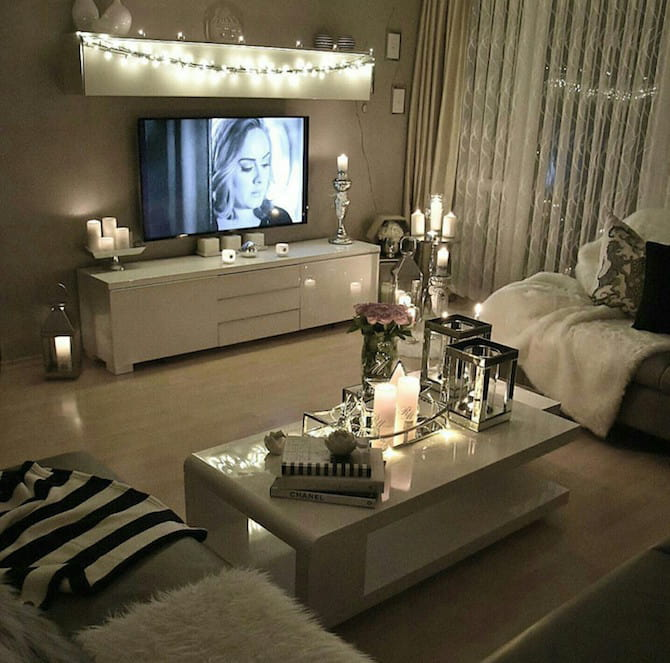 Room Design Ideas - Candles