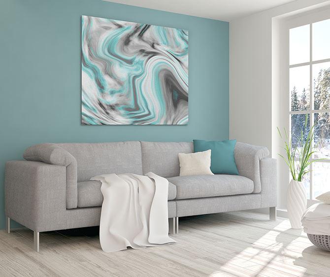 Pastel Art - Swirl