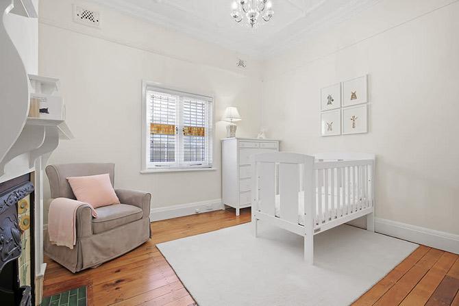 5 Pretty Nursery Decor Ideas