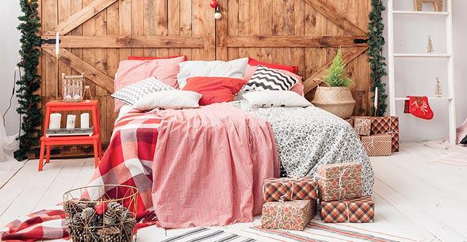 Festive Home - Bedroom