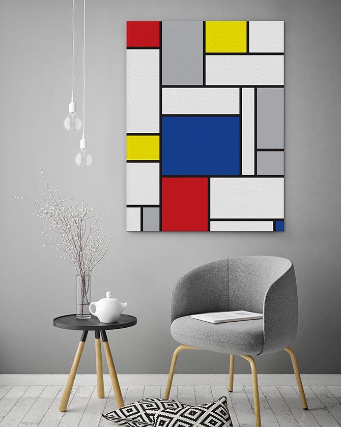 Interior Design Trends 2018 - Playful Primaries
